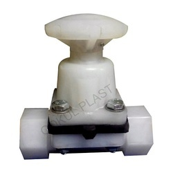 Gokul PP Thread End Diaphragm Valve, Size: 15mm To 25 Mm