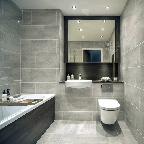 Ceramic Tiles Gloss Bathroom Tile
