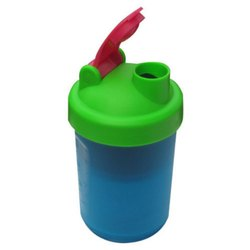 Plastic Water Shaker Bottle