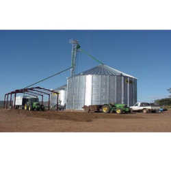 Grain Silo Loading Unloading System