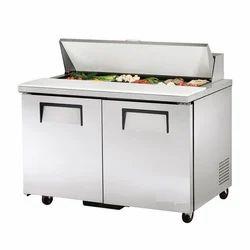 Restaurant Stainless Steel Salad Under Counter