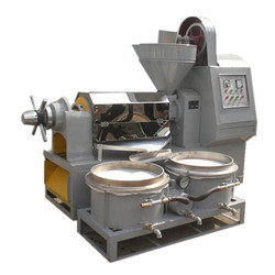 Semi Automatic Mustard Oil Extraction Machine