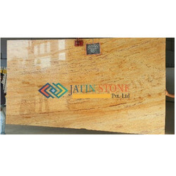 Ivory Yellow Granite Slabs