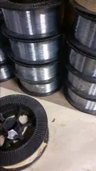 Gi Fine And Superfine Wires Silver Hot Dip Galvanized Wire 33 Gauge In Small Bobbins, For Industrial