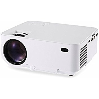 Unic White T20 Mini Led Projector 150 250 W Brightness Lumens 1000 2000 Lumens Rs 7000 Piece Id 16777725373