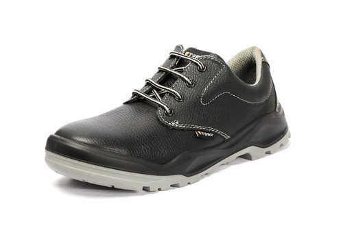 d1f722482ec9 TORP Grain Leather ISI Mark Safety Shoes - BEN 09