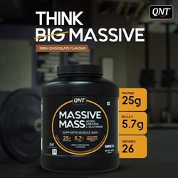 Massive Mass Qnt, Packaging Size: 4kg, Packaging Type: Black
