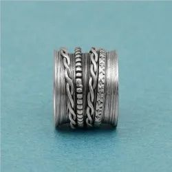 925 Sterling Silver Magical Ring