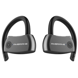 Mobile Ambrane AERO Smart True Wireless Earbuds (ATW-20, Black)