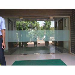 Clear Swing 12MM Glass Door
