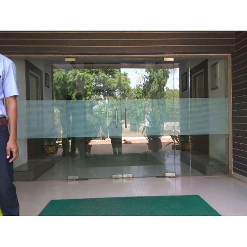 12mm Glass Door Designer Glass Door Fancy Glass Door Ved