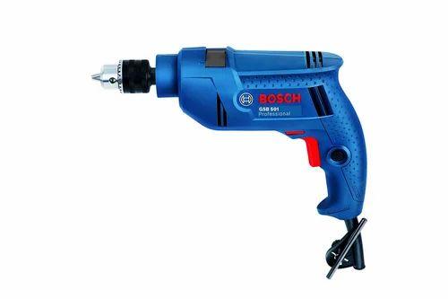 Bosch GSB 501 Impact Drill, 500 W, Voltage: 230 V