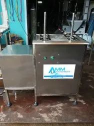 Semi Automatic Double Gan Inner Jet Washing Machine