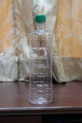 PET Plastic Bottle For Mineral Water, Screw Cap