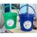 Round Swachh Bharat Dustbin Capacity 10 Ltr