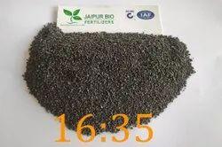 Black Roasted Bentonite Granules