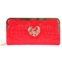Red Ladies Wallet