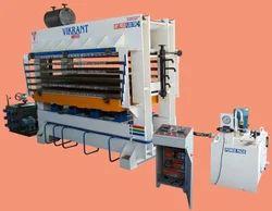 300 ton Hydraulic Hot Press Electric Heat Press