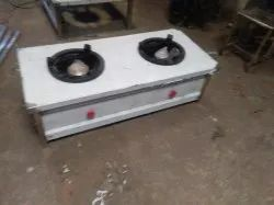 South Indian Two Burner Range
