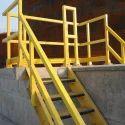 Fiberglass Stair Railing