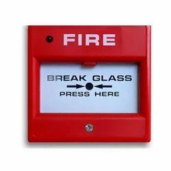 Agni Plastic Addressable Manual Call Point, 50 Gm, Break Glass
