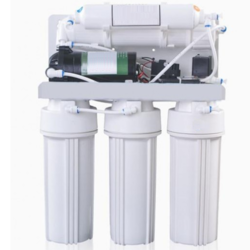 ABS Plastic Mineral Water Purifier, Capacity: 10-15 L