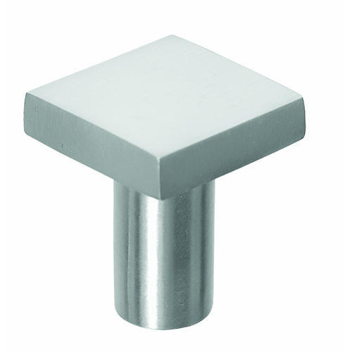 Ruby Stainless Steel Square Door Knob