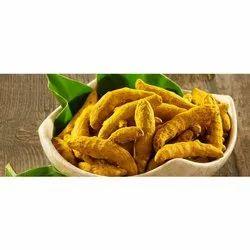 Organic Dried Turmeric Finger USDA, EU Certified