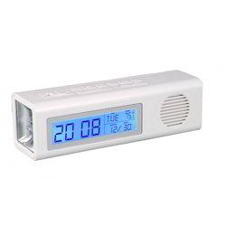 Digital Clock With FM Radio