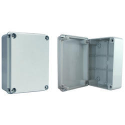 White Maruti Technologies IP67 Plastic Enclosure
