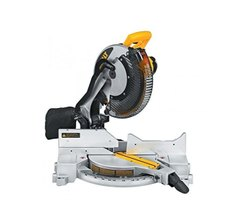 Dewalt DW715 Single Bevel Mitre Saw 305mm, 1600W, 4000 rpm