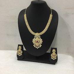 Long Necklace Set