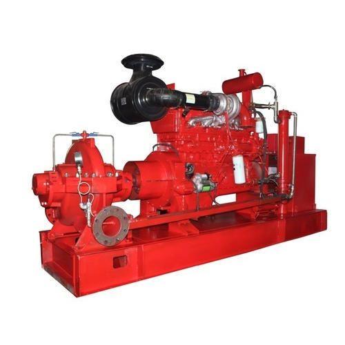 Diesel Fire Fighting Pump System
