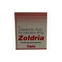 Zoldria 4mg Injection