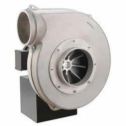 Mild Steel MS High Pressure Fan Blower