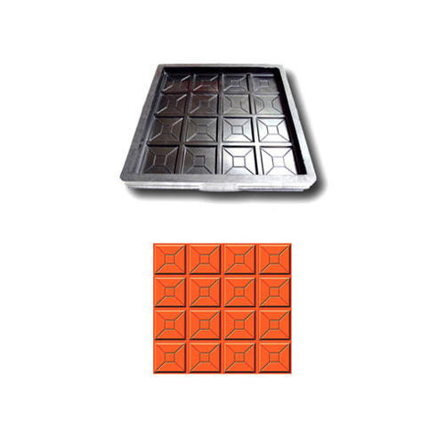 Ajantha Floor Tiles Rubber Mould Size X Rs Kilogram ID - 12 x 12 rubber floor tiles