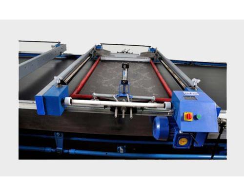 Multi-Gauge Stretching Machine