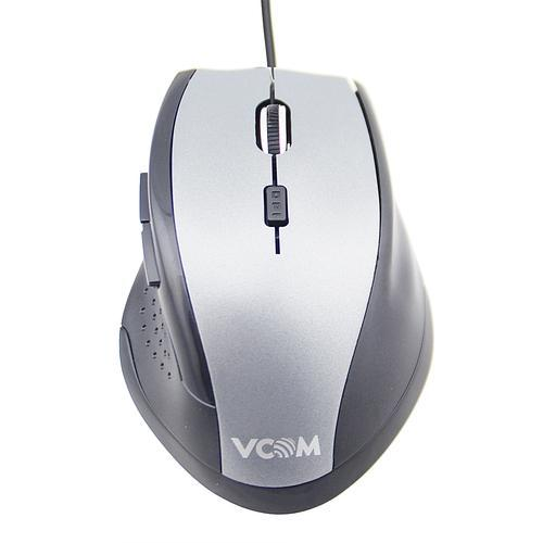 7cf9f8fbec1 VCOM and VCOM - Wired Mouse 6 Keys 800/1200/1600/2400 Dpi - Dm101 ...
