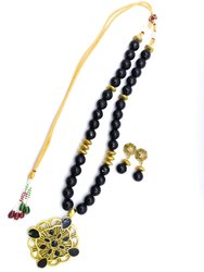 BJ005 Handmade Beaded Necklace