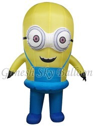 Minion Character Inflatable