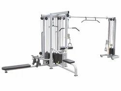 Powermax MC-5000 Multi Gym 5 Station On Easy EMI Options