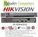 Black Hikvision Dvr Ds-7b08huhi-k1