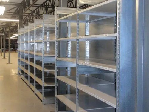 10 Ft Ms Bulk Storage Racks, Storage Capacity: 100 - 300 Kg Per Layer