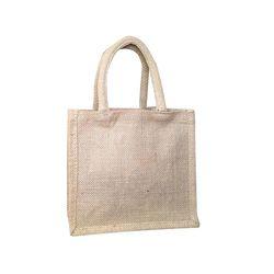 Blivus Brown Jute Tote Bags