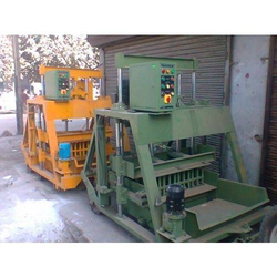 Paver Blocks Machinery