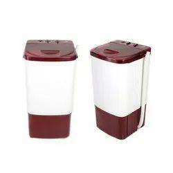 Semi-Automatic DMR 68 1000 Semi Automatic Washer, Capacity: 6 KG