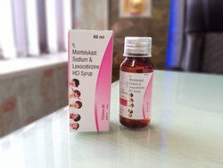 Levocetrizine Montelucast Syrup