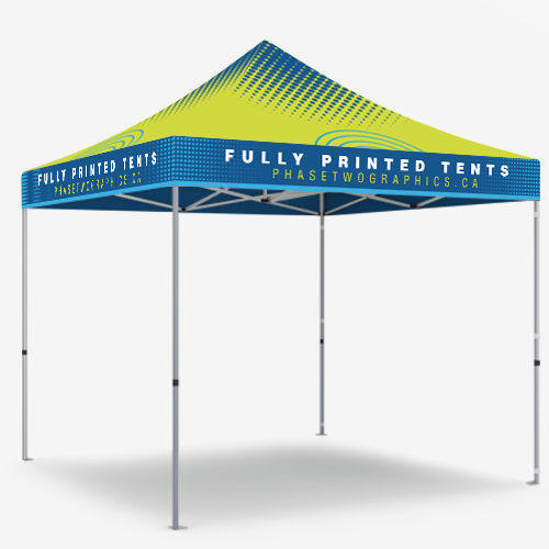 Promotional Printed Tent