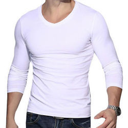 Polyester Unisex T- Shirt For Sublimation Printing