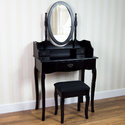 designer carved dressing table